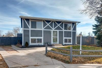 Aurora Single Family Home Active: 1774 Kalispell Court