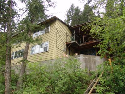 Evergreen Single Family Home Under Contract: 1195 Beaver Brook Canyon Road