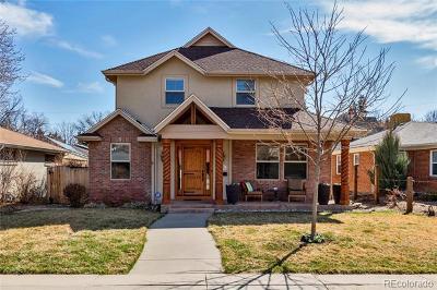 Denver Single Family Home Active: 948 Locust Street