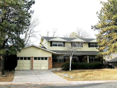 Centennial Single Family Home Under Contract: 6207 South Locust Street