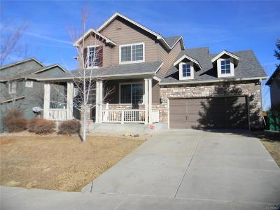 Castle Rock Single Family Home Active: 3508 Golden Spur Loop