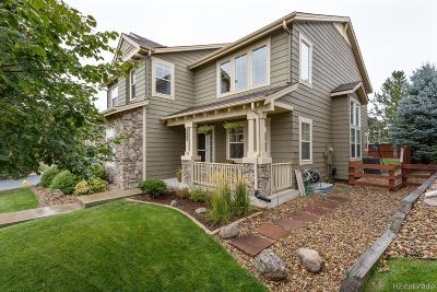 Castle Rock CO Single Family Home Active: $499,900