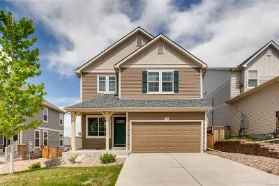 Castle Rock Single Family Home Active: 3818 Starry Night Loop