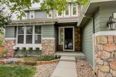 Highlands Ranch Single Family Home Active: 10593 Chadsworth Lane