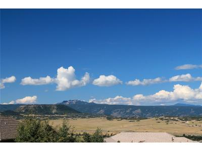 Castle Rock Residential Lots & Land Under Contract: 1465 Fox Hollow Place
