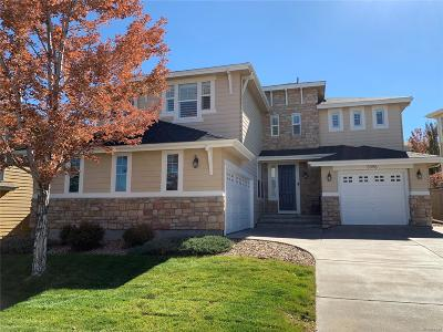 Highlands Ranch Single Family Home Active: 3398 Chandon Way