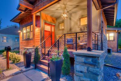 Fort Collins Single Family Home Active: 615 East Plum Street