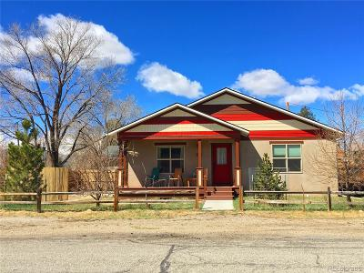 Salida Single Family Home Under Contract: 136 Blake Street