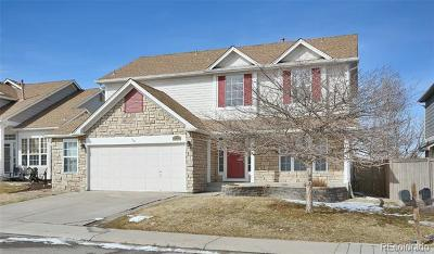 Castle Rock Single Family Home Active: 5971 South Rock Creek Drive