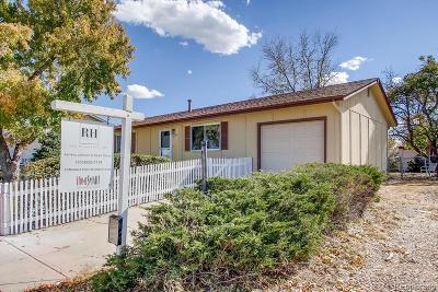 Denver Single Family Home Active: 2140 East 83rd Place