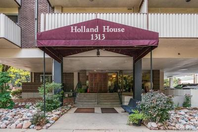Condo/Townhouse Active: 1313 Steele Street #101
