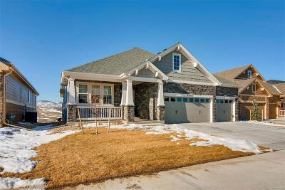 Arvada Single Family Home Under Contract: 8410 Quartz Way