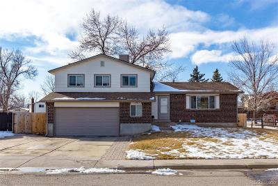 Arvada Single Family Home Under Contract: 7409 Coors Drive