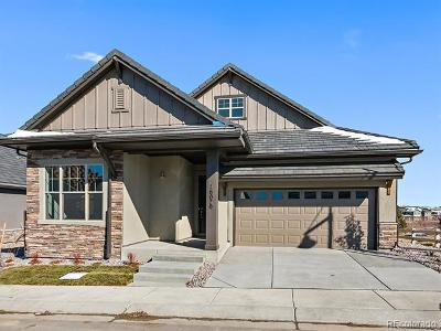 Broomfield Single Family Home Active: 16070 Atlantic Peak Way