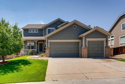 Castle Pines Single Family Home Under Contract: 8211 Cottongrass Court