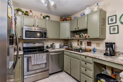 Denver Condo/Townhouse Active: 715 South Alton Way #1D