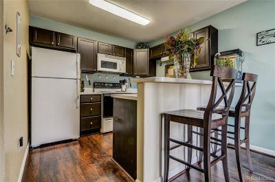 Aurora Condo/Townhouse Active: 17196 East Tennessee Drive #G