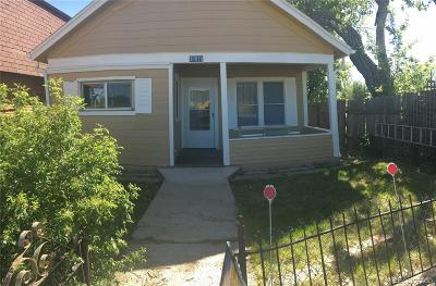 Elbert County Single Family Home Active: 40918 1st Avenue