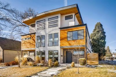 Denver Condo/Townhouse Active: 4035 Quivas Street
