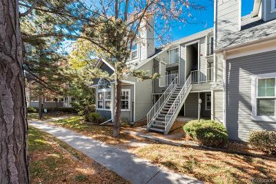 Centennial Condo/Townhouse Under Contract: 6711 South Ivy Way #B8