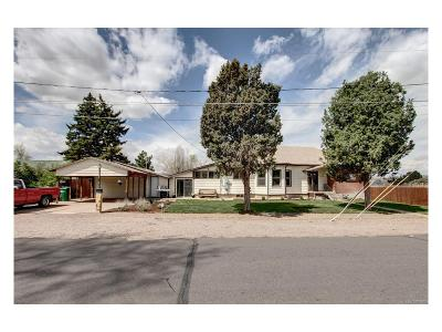 Single Family Home Sold: 3505 South Carr Street