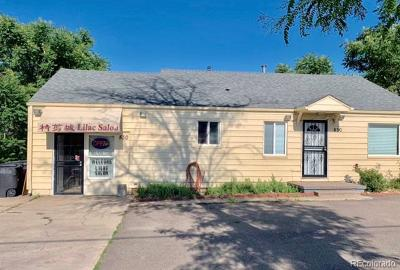 Westwood Single Family Home Active: 830 South Sheridan Boulevard