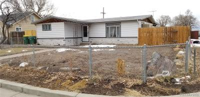 Commerce City Single Family Home Active: 7591 Monaco Street