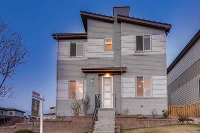 Highlands Ranch Single Family Home Under Contract: 3387 Cranston Circle