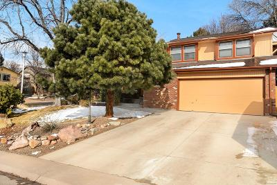 Littleton Single Family Home Under Contract: 7202 South Costilla Street