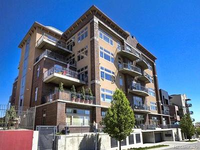 Condo/Townhouse Under Contract: 1925 West 32nd Avenue #401