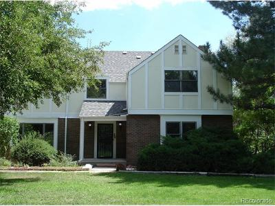 Lafayette Single Family Home Active: 2589 Lake Meadow Drive