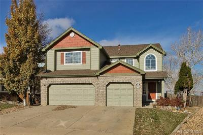 Firestone Single Family Home Active: 11487 Daisy Court