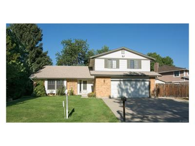 Arvada Single Family Home Active: 7935 Parfet Street