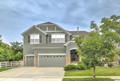 Broomfield Single Family Home Under Contract: 14167 Roaring Fork Circle