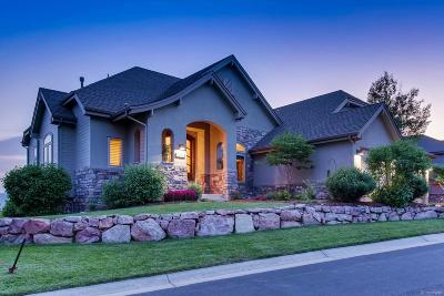 Castle Pines Single Family Home Active: 3324 Diablo Way