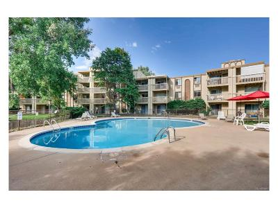 Denver Condo/Townhouse Under Contract: 1302 South Parker Road #331