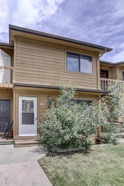 Longmont Condo/Townhouse Under Contract: 330 Southridge Place