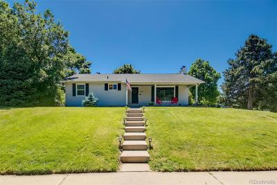Denver Single Family Home Active: 3760 East Nielsen Lane