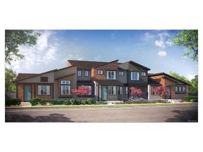 Aurora Condo/Townhouse Active: 11378 East 25th Drive