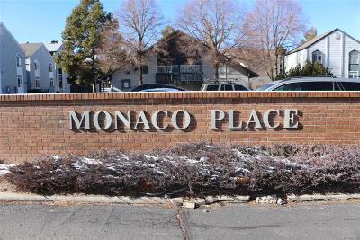Condo/Townhouse Active: 3351 South Monaco Parkway #C