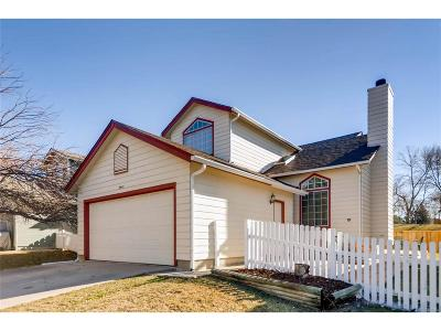 Highlands Ranch, Lone Tree Single Family Home Under Contract: 9545 Joyce Lane