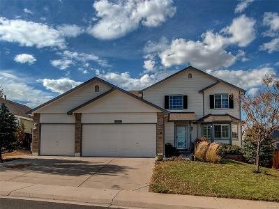 Parker Single Family Home Under Contract: 12589 Prince Creek Drive