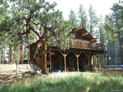 Buena Vista CO Single Family Home Under Contract: $248,500