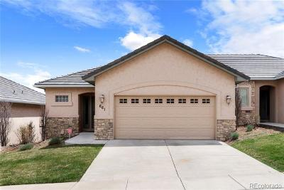 Colorado Springs Single Family Home Active: 661 Orchestra Drive