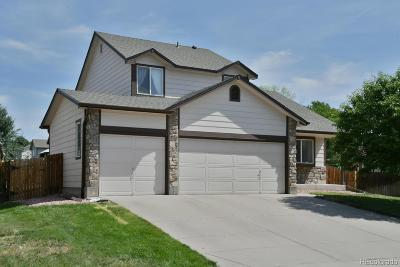 Brighton Single Family Home Under Contract: 2471 Wolf Creek Drive