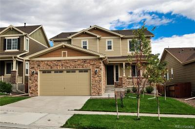 Arvada Single Family Home Under Contract: 16079 West 62nd Drive
