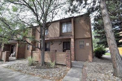 Lakewood Condo/Townhouse Active: 312 Wright Street #109