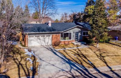 Denver Single Family Home Active: 3665 South Hibiscus Way