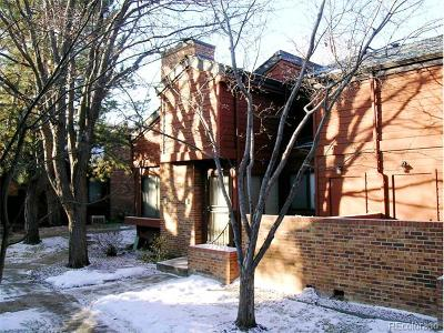 Condo/Townhouse Sold: 2685 South Dayton Way #344