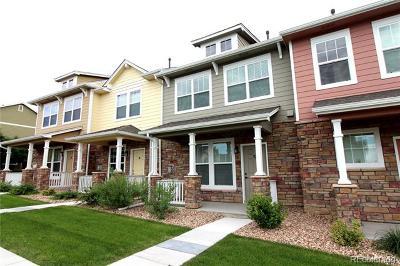 Thornton Condo/Townhouse Active: 13776 Garfield Street #C